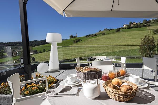 Terrasse Panoramablick Natur